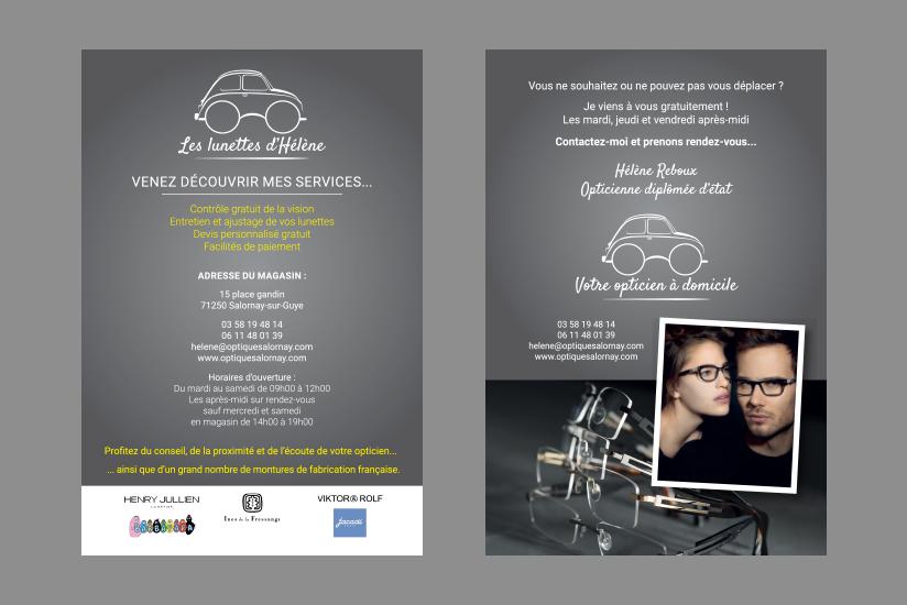 lunettes Agence Topaz Communication Bourgogne Saône-et-Loire Cluny 71
