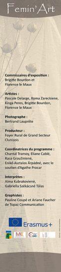FeminArt Agence Topaz Communication Bourgogne Saône-et-Loire Cluny 71