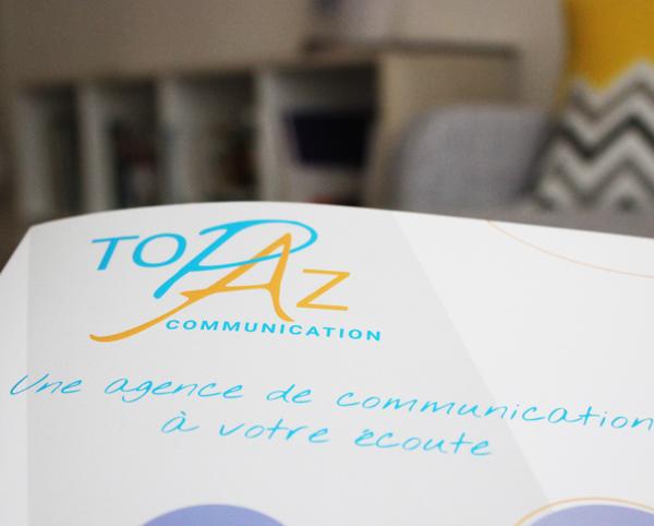 Agence Topaz Communication Saône-et-Loire 71 Bourgogne Mâcon Cluny