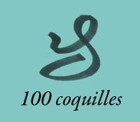 100 coquilles logo correctrice partenaire