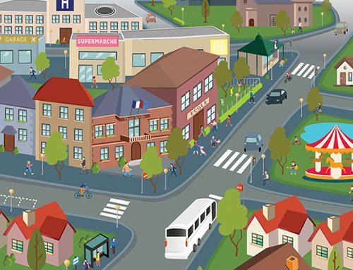 Attractivité centre villes & bourgs